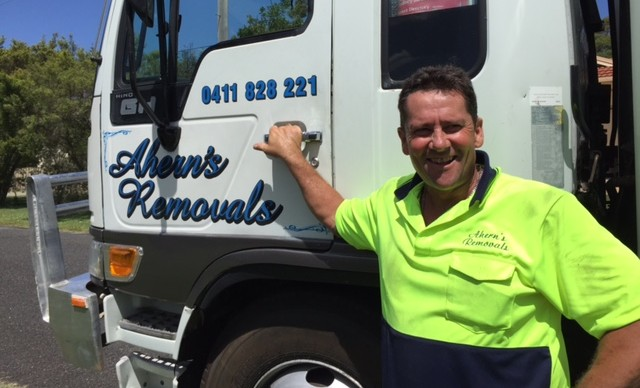 Ahern's Removals Port Macquarie